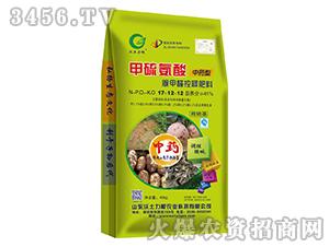 甲硫氨酸脲甲醛控释肥料17-12-12-沃土力根