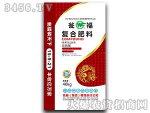 氨化硫酸钾复合肥15-9-21-瓮福集团