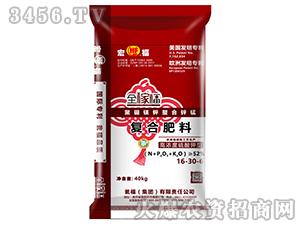 高浓度硫酸钾型复合肥料16-30-6-全稼福-瓮福集团