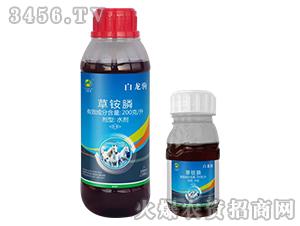 草铵膦水剂-白龙驹-土成金