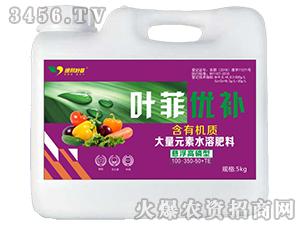 大量元素水溶肥悬浮高磷型-叶菲优补-德邦农