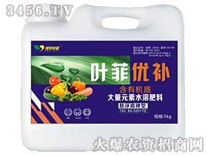 大量元素水溶肥悬浮高钾型-叶菲优补-德邦农