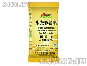 有机-无机复合肥料15-5-10-生态套餐肥-天普益