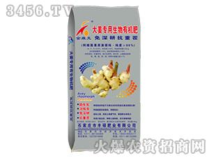 大姜专用生物有机肥-丰硕肥业