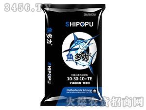 矿源黄腐酸+鱼蛋白大量元素水溶肥料10-30-10+TE-鱼多力-东辰生物