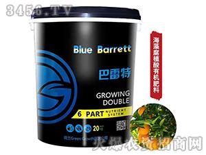 海藻腐植酸有机肥料-巴雷特-海之星