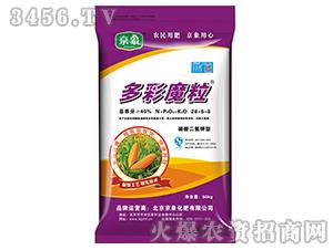 磷酸二氢钾型复合肥料28-6-6-多彩魔粒-京象