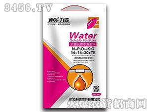 腐植酸高钾膨果型大量元素水溶肥料14-14-30+TE-冀强・