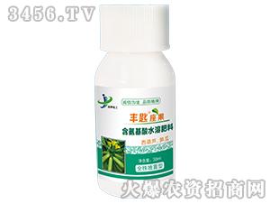 含氨基酸水溶肥-丰匙座果(西葫芦、笋瓜)-金牌化工