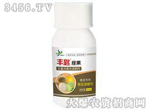 大量元素水溶肥-丰匙座果(甜瓜专用30ml)-金牌化工