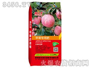 苹果专用生物有机肥-喜红丰-鑫农瑞
