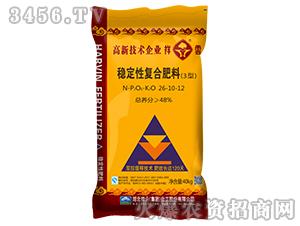 48%稳定性复合肥料(3型)26-10-12-祥云