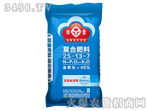 45%复合肥料25-13-7-祥云