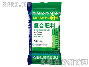 48%高浓度纯硫酸钾复合肥料19-5-24-祥云