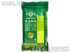 51%复合肥料16-17-18-祥云