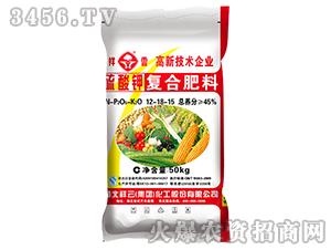 45%硫酸钾复合肥料12-18-15-祥云