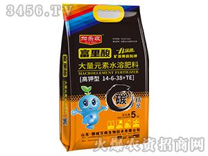 富里酸高钾型大量元素水溶肥料14-6-38+TE-加乐收-百微生物