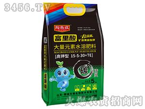 富里酸高钾型大量元素水溶肥料15-5-30+TE-加乐收-百微生物