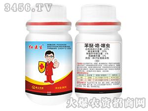 22%苯醚・咯・噻虫种子处理悬浮剂-红医生-向上农科