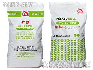 进口复合肥 速溶性化学肥料17-17-17SOP-KUDAMERAH库达
