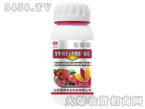 冬枣桃子上色增甜一喷红-晨茂农业