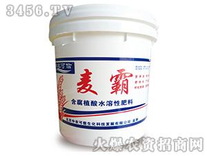 含腐殖酸水溶肥料-麦霸-中农可信