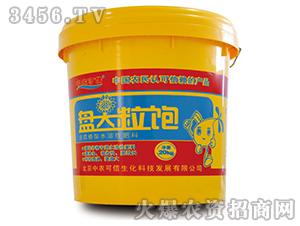 含腐殖酸水溶肥料-盘大粒饱-中农可信