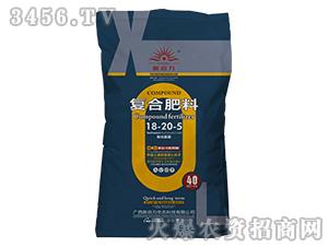 氨化氯基复合肥料18-20-5-新启力