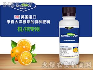 柑桔专用含氨基酸水溶肥料-英朗沃奇