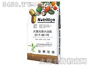 大量元素水溶肥料13-7-40+TE-瀚生肥业