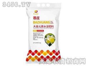 5kg高磷型大量元素水溶肥料10-50-10+TE-芭庄-华大农业