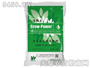 高磷型大量元素水溶肥料10-40-10+TE-佰微生-百微生物
