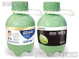 液体缓释多肽氮肥422-0-0+TE-棵学稼