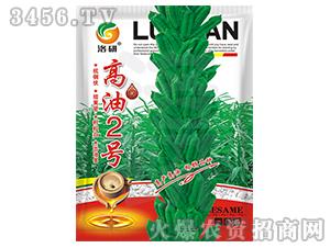 芝麻种子-高油2号-洛研