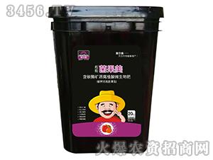 含碳酶矿源腐植酸微生物肥-彪能菌果美-美尔森