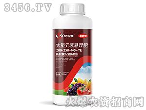 大量元素悬浮肥200-250-400+TE-施保康
