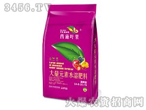 高钾型大量元素水溶肥料14-8-35+TE-西施叶果