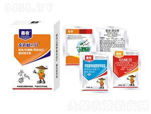 氟啶虫酰胺+甲维盐+哒螨灵-秦农权立打