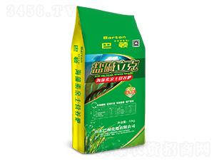 海藻素亲土营养肥-盐碱立克-巴顿