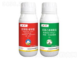 烷基乙基磺酸鹽+敵草隆·噻苯隆-脫客-吉力安
