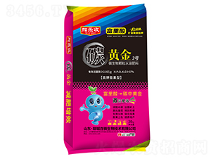 碳黃金3號—高鉀膨果型顆粒水溶肥-加樂收-百利來