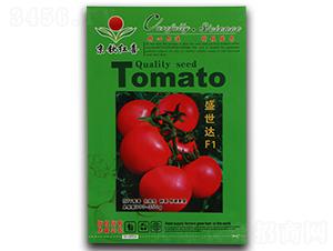 西红柿种子-盛世达F1-满天红日