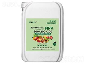大量元素水溶肥200-200-200-中农恒大