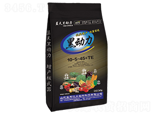 大量元素水溶肥料10-5-45+TE-蓝天黑动力-华博天下