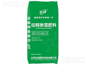 控释掺混肥料18-12-18-鸿强-弘强肥料
