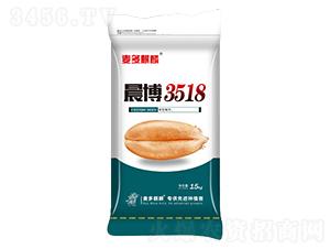 晨博3518-小麦种子-麦多麒麟