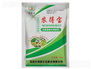 含氨基酸水溶肥-农得宝