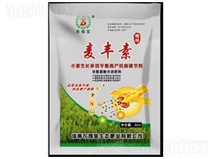 小麦生长多效平衡高产抗病调节剂-丰麦素-农得宝