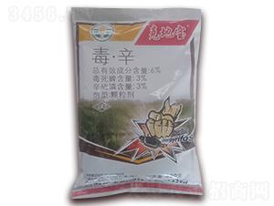6%毒・辛颗粒剂-克地宝-永丰农药