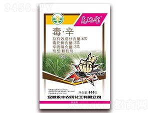 6%毒・辛颗粒剂(800g)-克地宝-永丰农药